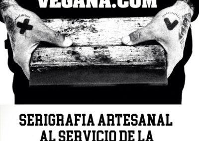 Serigrafia vegana